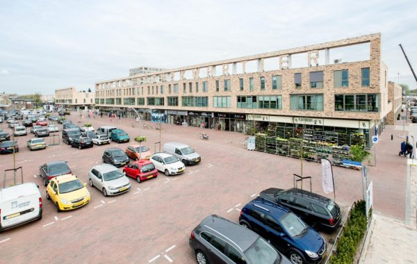 Winkels, Parkeren en Horeca in de Wijken