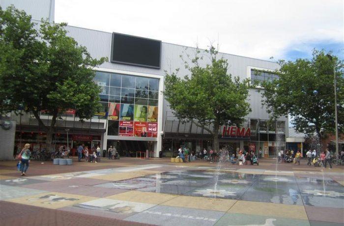 Winkels, Parkeren en Horeca in de Binnenstad