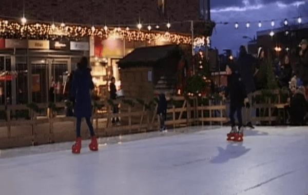 Veilig stellen budget ijsbaan 2018